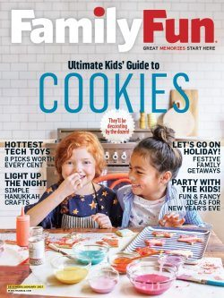 Free Family Fun subscription + 6 Free Baby Magazines