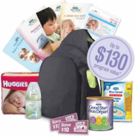 Free Diaper Bags from Gerber, Enfamil, Similac, Nestle, more!