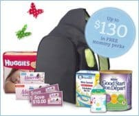 Free Backpack from Nestle
