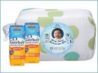 Free Gerber Baby Nutrition Kit