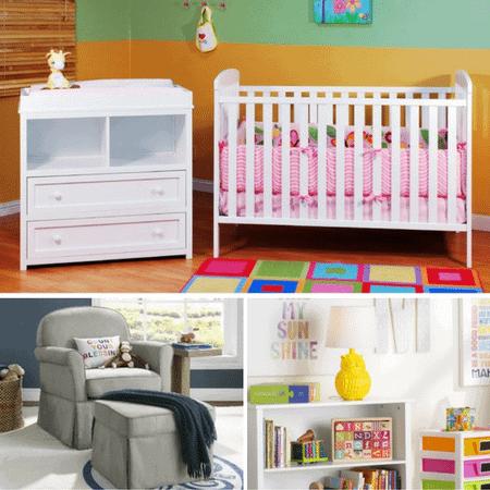 70% off Baby Nursery Essentials Sale at Wayfair