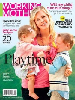 Free Working Mother Magazine subscription + 6 Free Baby Magazines