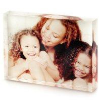 Shutterfly Acrylic Photo Cube