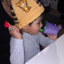 Tigger Knit & Purl Hat