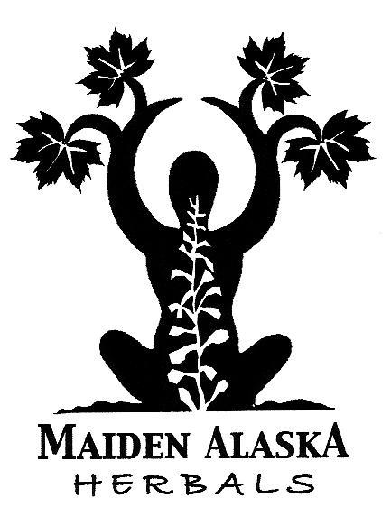 Maiden Alaska Logo Scan