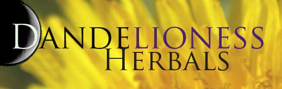 dandelioness herbals logo