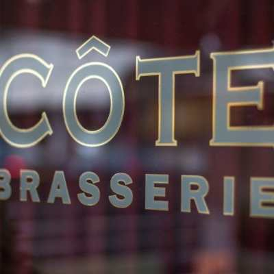 A meeting with the CEO of Newly Coeliac UK-Accredited, Cote Brasserie