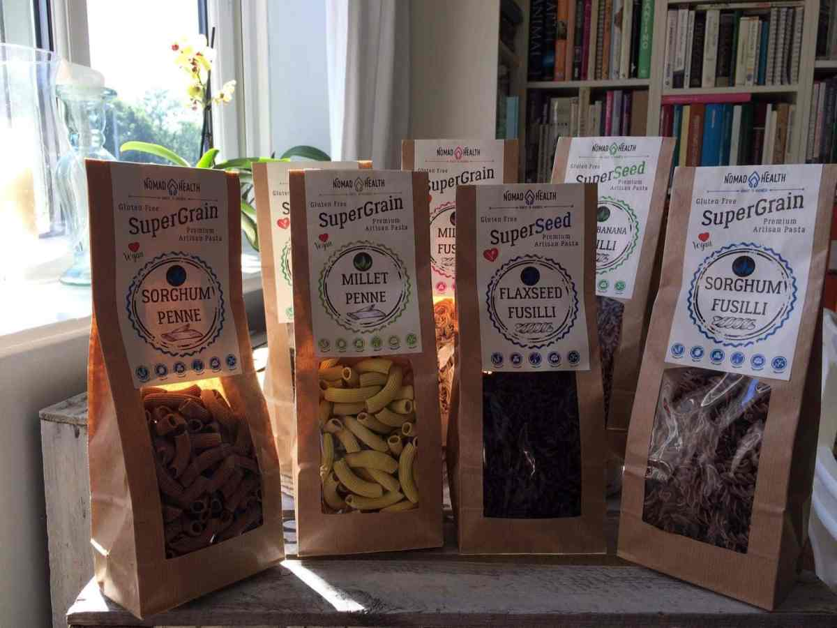 Introducing Nomad Health SuperSeed & SuperGrain Pasta & A Giveaway...