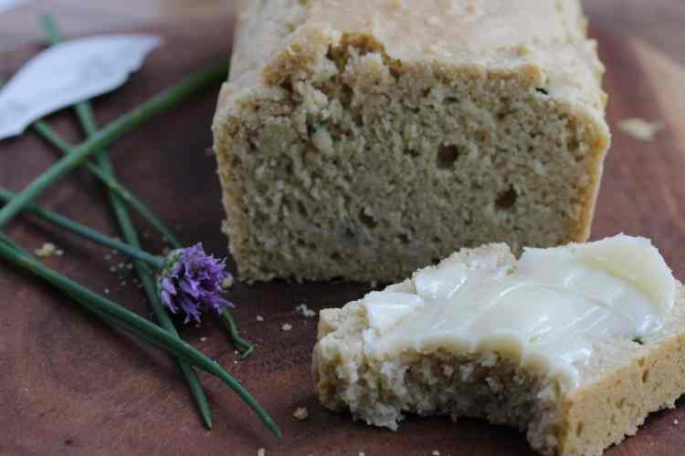 Vegan & Gluten-Free 'Cheese' Bread