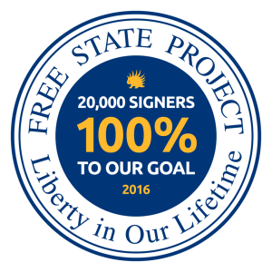Free State Project Completes - 100%
