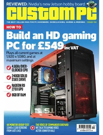 Custom PC Issue 133