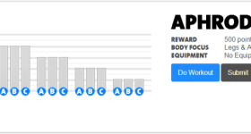 Aphrodite – Freeletics Workout