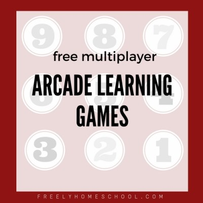 Free Multiplayer Arcade Learning Games