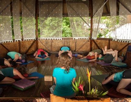 Yoga Retreat 2014