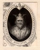 King Athelstan