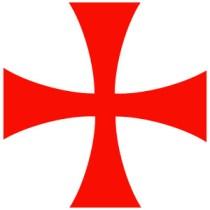 templar cross, equal arm cross