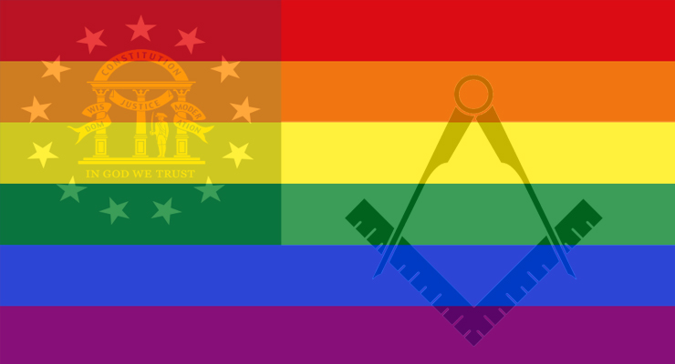 from Dillon gay freemason