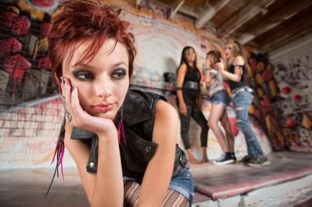 teen behavior problems rehab