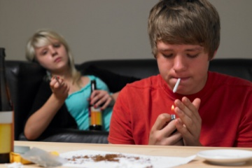 teens with drug addictions
