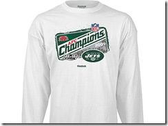 Jets Championship T Shirts Headed to Haiti?
