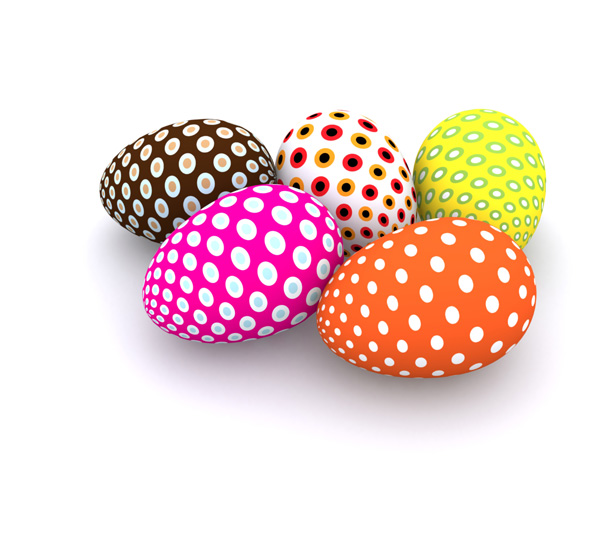 eggs of easter