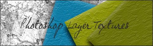 Photoshop Layer Textures