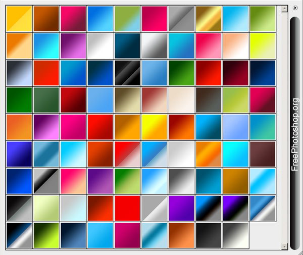free gradients