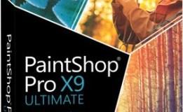 Corel PaintShop Pro X9 Ultimate Serial Key 2016 Download