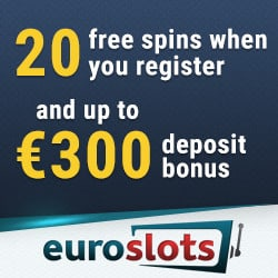 EuroSlots Casino free spins