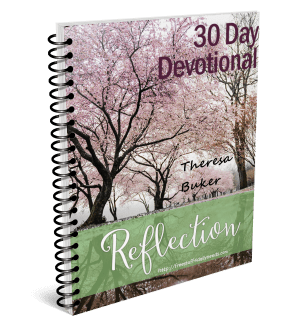 30 day reflection devotional