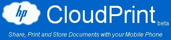 HP CloudPrint Free Share, Store and Print Documents Using Your Mobile Phone - Canada, US, UK and Europe