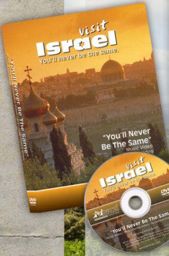 IsraelMinistryofTourism.com Visit Israel Free Israel DVD - US