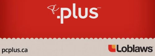President's Choice PC Plus New Program for Bonus PC Points - Canada