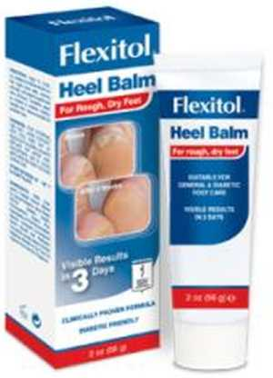 Flexitol Foot Care Free Heel Balm Sample