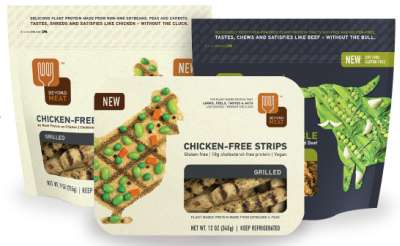 Beyond Meat Free Pack of Vegetarian Product Printable Coupon