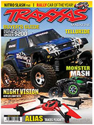 Traxxas Magazine Free Issue - US