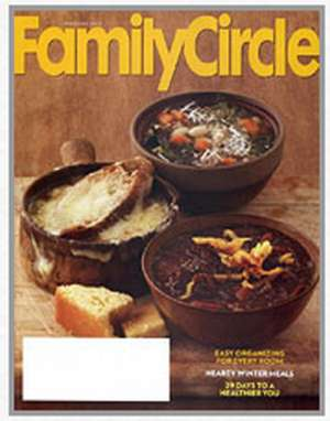 freebizmag Free Family Circle Magazine One-Year Subscription - US