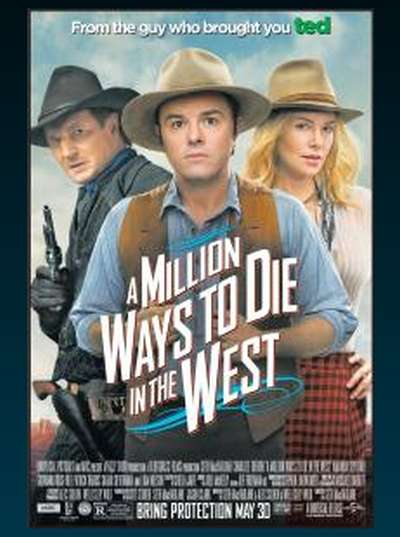 Regal Crown Club Gofobo RSVP Landing Free Advanced Screening of A Million Ways to Die in the West Movie in US Cities