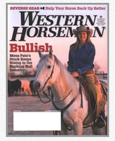 Freebizmag Free One-Year Subscription to Western Horseman Magazine - US