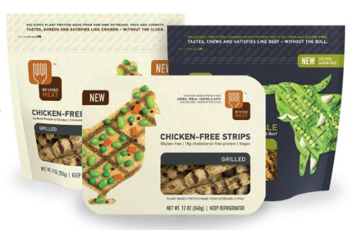 Beyond Meat Plant Protein Coupon for a Free Pack - Exp. July 5, 2014