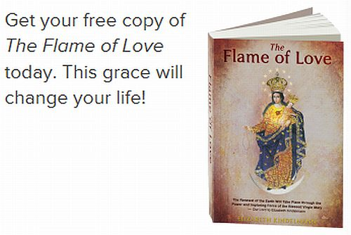 MyConsecration.org Flame of Love Free Religious Book: The Flame of Love - US