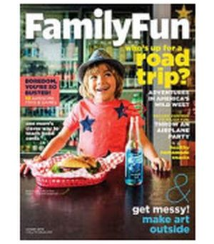 ValueMags Free One-Year Subscription to FamilyFun Magazine - US