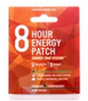 8 Hour Energy Patch Free Sample - US