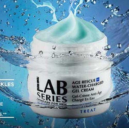 Lab Series Skincare for Men Free Age Rescue Gel Cream For Men Sample via Facebook - US