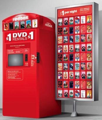 Redbox DVD Rental Free Code - US