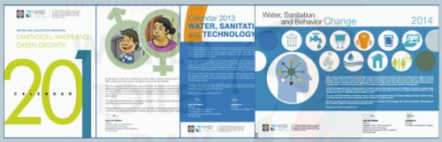 Water and Sanitation Program Free 2015 Cartoon Calendar
