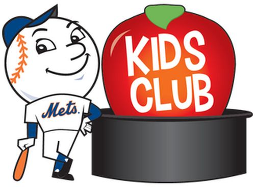 New York Mets Blue Membership for Kids for 4 Free Game Passes