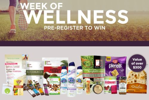 Sampler Week of Wellness Free Wellness Samples during This Week