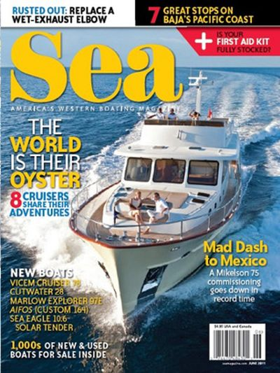 RewardsGold Sea Magazine