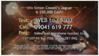 x-factor-uk-competitions-jaguar-50-00-cash-prize